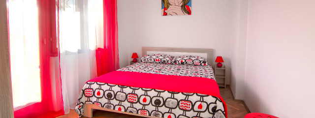 Apartament Rosso