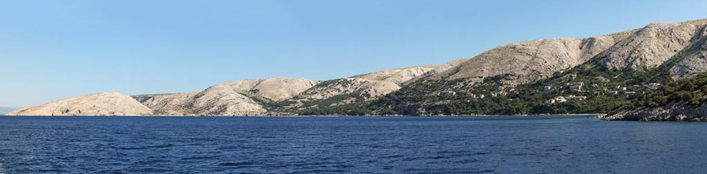 Stara Baska bay